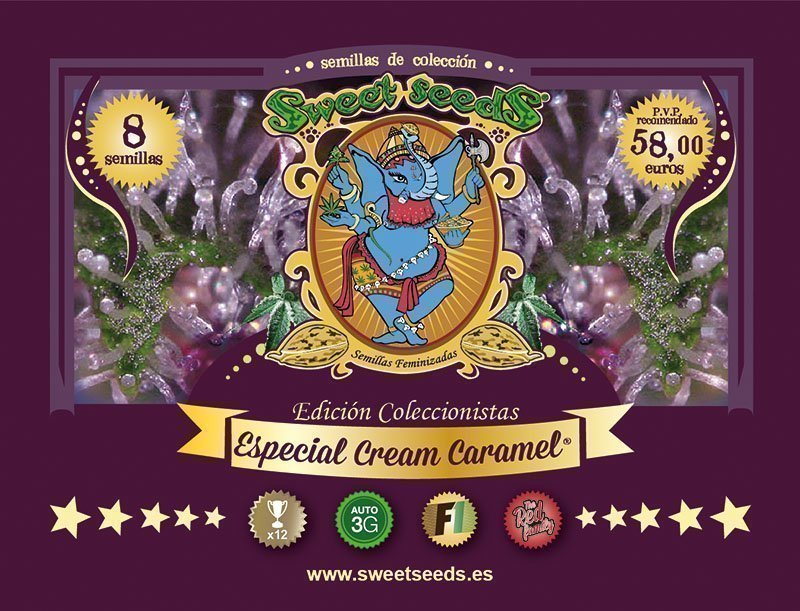 Sweet Seeds Especial Green Poison Collector's Pack